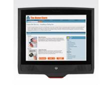 Zebra MK4000 Micro Kiosk System