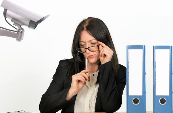 Enge gesetzliche Grenzen bei der Videoueberwachung am Arbeitsplatz