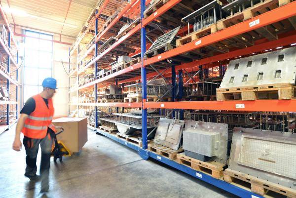 Honeywell CK75 ist fuer eine raue Umgebung konzipiert