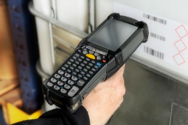 Zebra MC9200 mit leistungsstarker Hardware