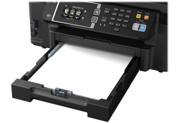 Epson WorkForce WF-3620DWF Papierkassette