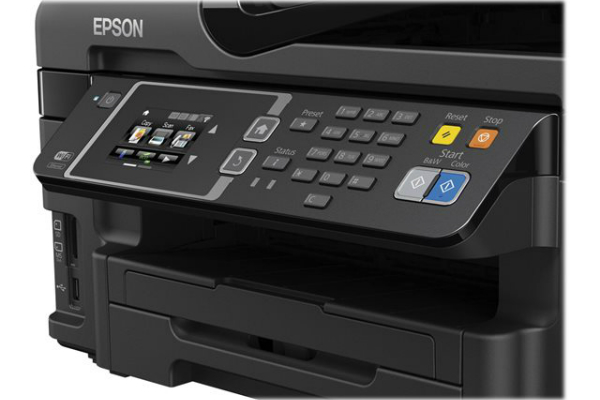 Epson Workforce WF-3620DWF Bedienung