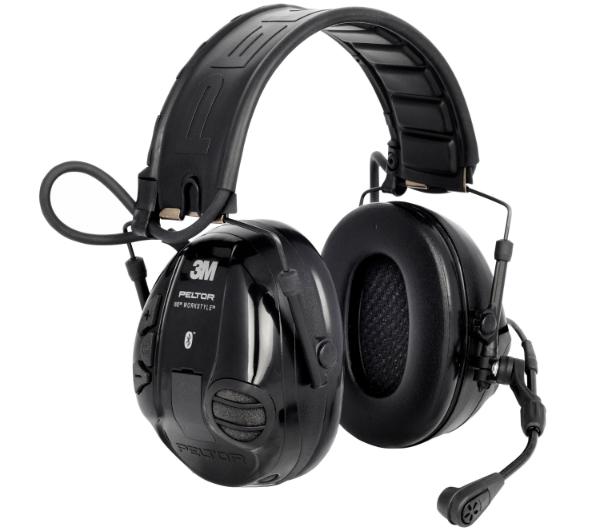 3M PELTOR WS Workstyle Impuls-Gehoerschutz-Headset mit Bluetooth XH001678248