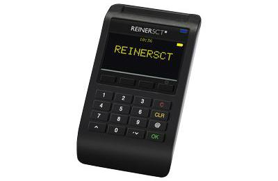 ReinerSCT timeCard select Terminal