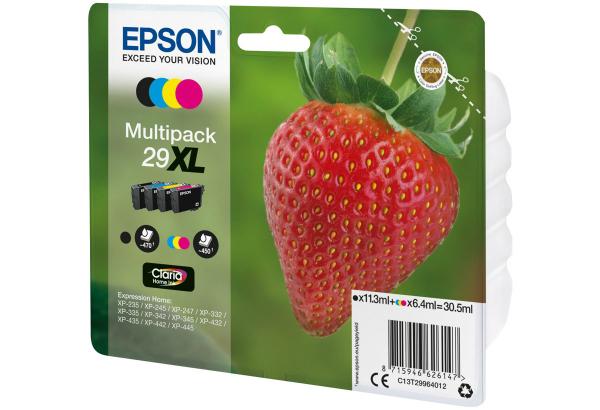 Epson 29XL Multipack 4er-Pack C13T29964012