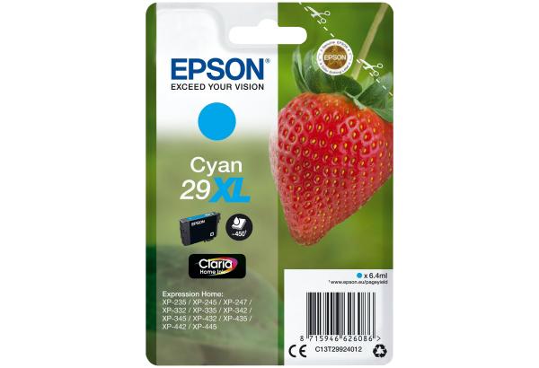 Epson 29XL XL Cyan C13T29924012