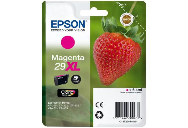 Epson 29XL XL Magenta C13T29934020