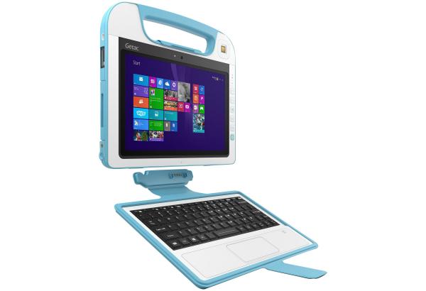 GETAC RX10H 128GB Blau Weiss Tablet RF3OYCDB5DXF