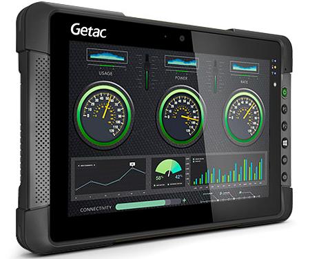 GETAC T800 G2 64GB Schwarz Tablet TD68Y1GB5DXX