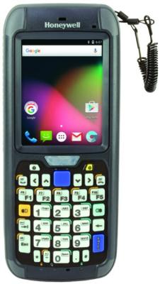 HONEYWELL CN75 480x640 Pixel Touchscreen 450g Schwarz Handheld Mobile Computer CN75AN5KC00A6101
