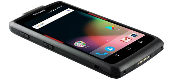 HONEYWELL ScanPal EDA70 2D Imager BT 4G WLAN NFC Kamera Android 7.1 - Datenerfassungsgerät