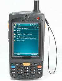 Motorola MC7596 Mobilterminal - MC7596-PUCSKRWA9WR