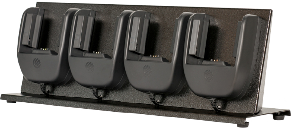 ebra TC51/TC56 Desktop Charger, 5-Slot - 3540-2190