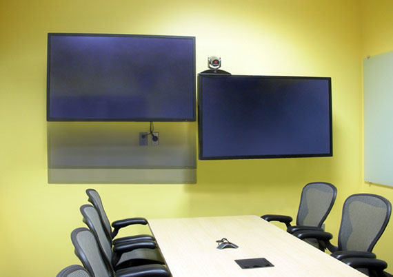 Ergotron Interactive Arm HD Wandhalterung fuer LCD-Display