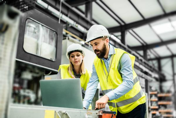 Softwarelösung für Herstellung und Logistik