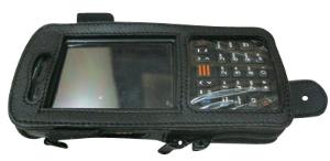M3 Mobile BLACK Ledertasche