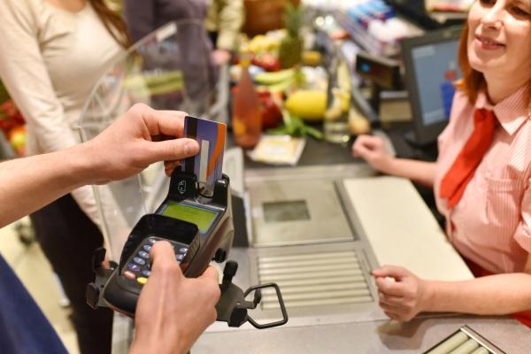 Bezahlung mit EC-Karte