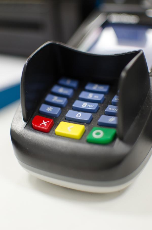 Kartenzahlungsterminal