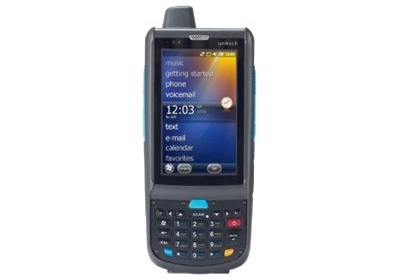 Unitech Rugged Mobile Computer PA692 Datenerfassungsterminal Win Embedded Handheld