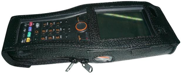 Casio DT-X30 Ledertasche mit Schultergurt - 19-071695-00